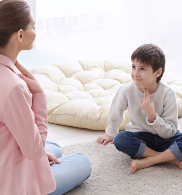 aprender hablar niños logopedia