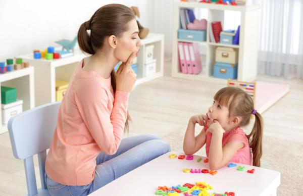 tratamiento logopedia niños